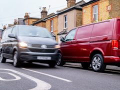 Thousands of van drivers have had their wing mirrors damaged