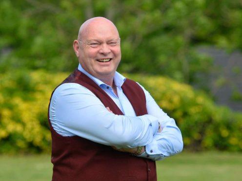 David Jeffrey has been made an MBE (Mark Marlow/PA)