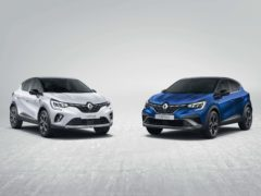 The Captur has just been given a new hybrid powertrain