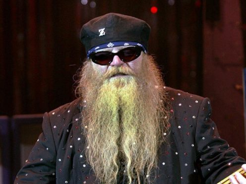 Dusty Hill (Toby Melville/PA)