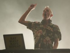 Norman Cook, better know as Fatboy Slim (Yui Mok/PA)
