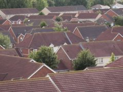 House prices are now nearly a third (30%) higher on average than a previous market peak in 2007, according to Zoopla (Yui Mok/PA)
