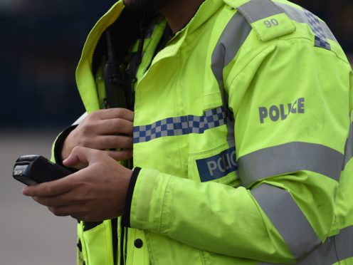 Police are appealing for information (Joe Giddens/PA)