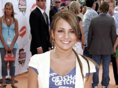 The publisher of Jamie Lynn Spears's memoirs has denied the title will be inspired by one of sister Britney's best-known lyrics (Francis Specker/PA)