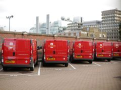A new type of pension scheme is moving a step closer, with more than 100,000 Royal Mail postal workers being first in the queue to sign up, the Government has said (Yui Mok/PA)