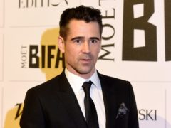 Colin Farrell plays cave rescue hero John Volanthen in new film Thirteen Lives (Hannah McKay/PA)