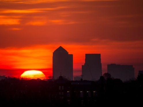 Early August 2020 saw temperatures hit 34C on six consecutive days (Rick Findler/PA)