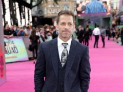 Director Zack Snyder's next film will be a sci-fi epic on Netflix, the streaming giant has announced (Daniel Leal-Olivas/PA)