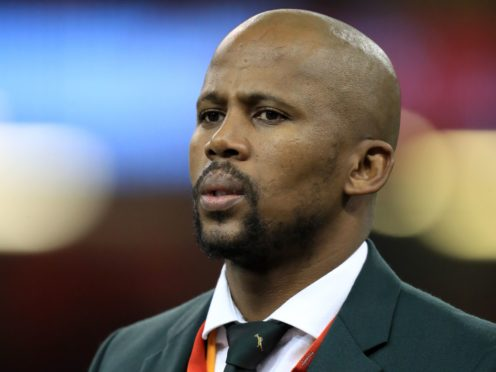 Mzwandile Stick, pictured, has vowed that South Africa will settle any scores on egos on the pitch against the British and Irish Lions (Mike Egerton/PA)