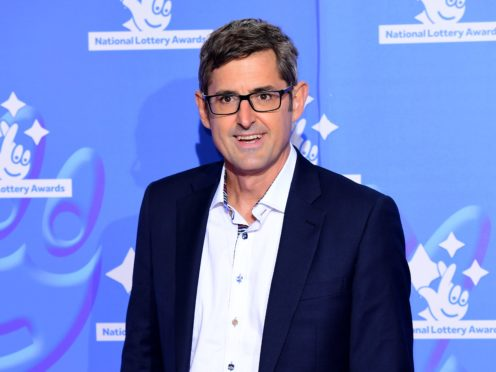 Louis Theroux (Ian West/PA)