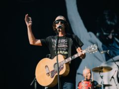 Richard Ashcroft has pulled out of the Tramlines Festival (Ryan Buchannan/PA)