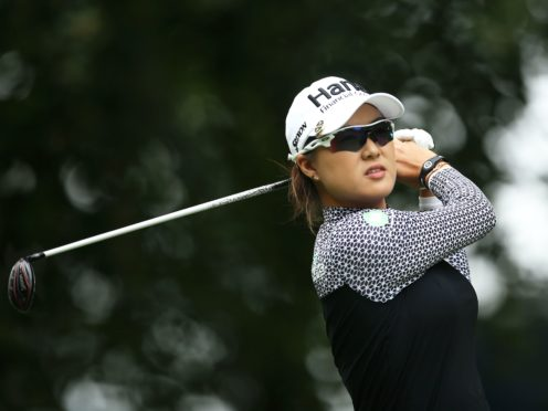 Australia's Minjee Lee won her first major title in the Evian Championship on Sunday (Steven Paston/PA)
