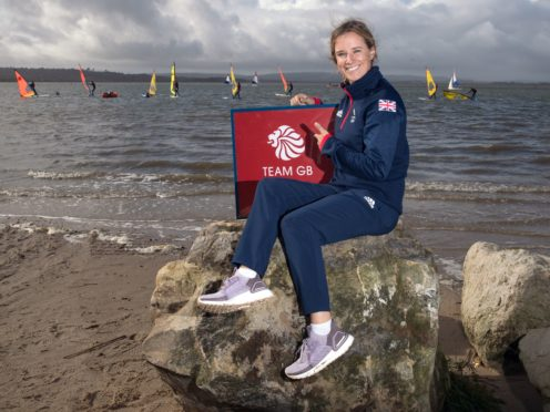 Hannah Mills will be one of Team GB's flag bearers (Andrew Matthews/PA)