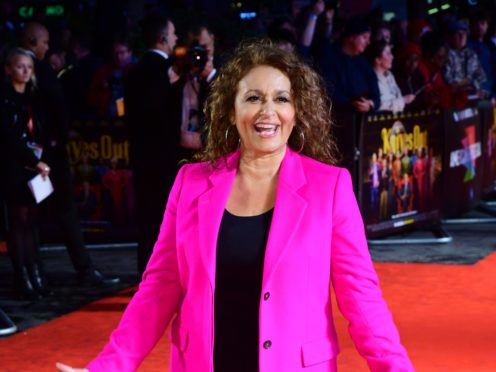 Nadia Sawalha (Ian West/PA)