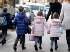 The new rules will give children more say in hearings discussing contact with siblings (Nick Ansell/PA)