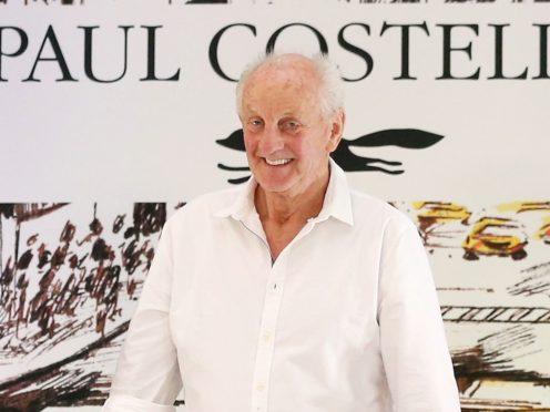 Paul Costelloe (Isabel Infantes/PA)