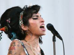 Amy Winehouse (Niall Carson/PA)