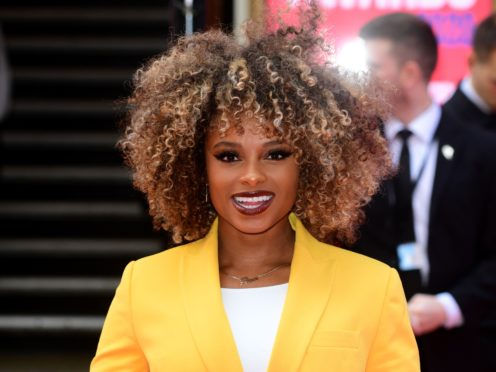 Fleur East has said that new game show The Void is as daunting as I'm a Celebrity trials. (Ian West/PA)