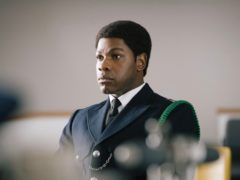 John Boyega starred in Sir Steve McQueen's anthology series Small Axe, which was largely snubbed by Emmys voters (S Goodwin/BBC/PA)