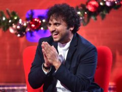 Nish Kumar is back with The Mash Report in a new guise (Matt Crossick/PA)