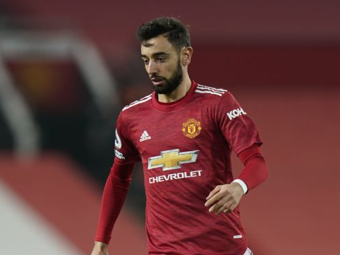 Bruno Fernandes is excited for the season ahead (Tim Keeton/PA)