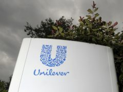 Consumer goods giant Unilever has cut its profit margin outlook as it became the latest firm to warn over the impact of rising global commodity prices (Tim Ireland/PA)