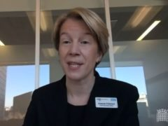 Amanda Pritchard is currently the chief operating officer at NHS England (PA)