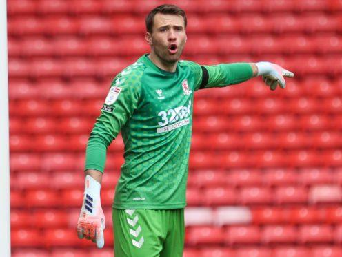 Marcus Bettinelli spent last season on loan at Middlesbrough (Isaac Parkin/PA)