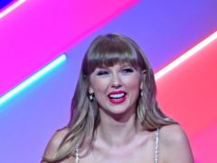 Taylor Swift will not submit the re-recorded version of her album Fearless for consideration at the Grammy Awards, her record label has said (Ian West/PA)