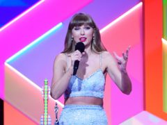 Taylor Swift has released new music in the form of single Renegade, her latest collaboration with Aaron Dessner and Justin Vernon (Ian West/PA)