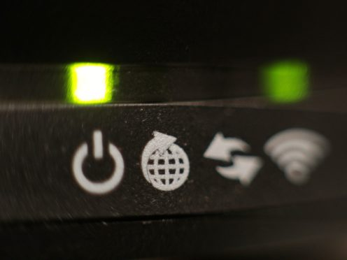 New research shows that many people on low incomes are struggling to afford internet access (PA)