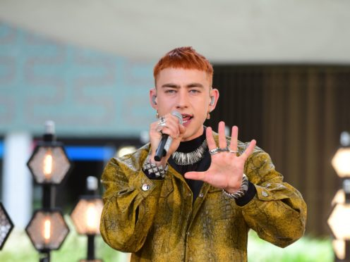 Olly Alexander is hotly tipped to become the next Doctor Who (Ian West/PA)