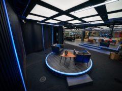 A GB News studio (Aaron Chown/PA)