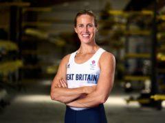 Helen Glover is aiming for glory (John Walton/PA)