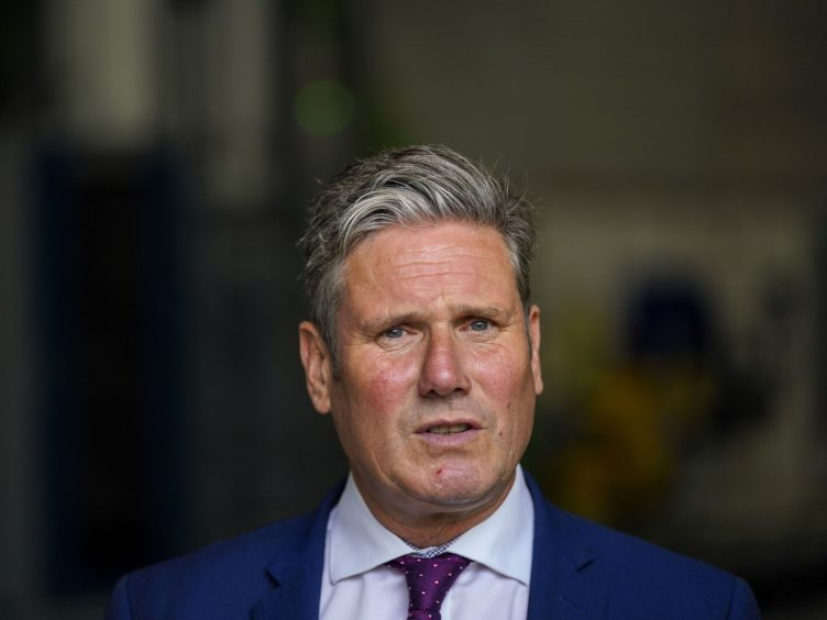 Labour leader Sir Keir Starmer said MP Dawn Butler was right to call Boris Johnson a liar in the House of Commons (Steve Parsons/PA)