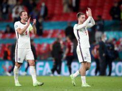 Jack Grealish has heaped praise on England captain Harry Kane (Nick Potts/PA)