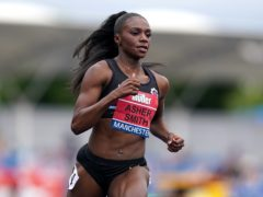 Dina Asher-Smith is chasing sprint gold in Tokyo (Martin Rickett/PA)