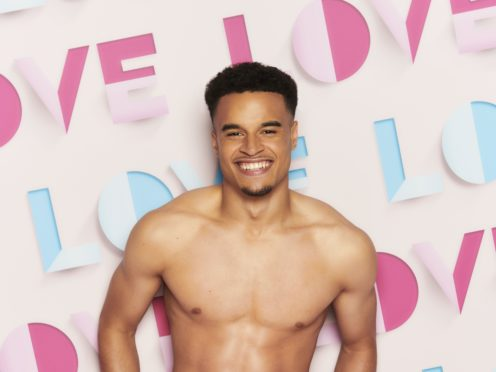 A new arrival has set her sights on Toby Aromolaran in Love Island (Joel Anderson/ITV)