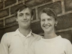 Sylvia Plath and Ted Hughes (Sotheby's/PA)