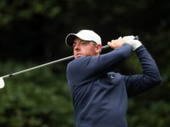 Rory McIlroy carded a second round of 67 in the Dubai Duty Free Irish Open at Mount Juliet (Brian Lawless/PA)