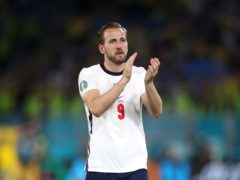 England's Harry Kane (Nick Potts/PA)