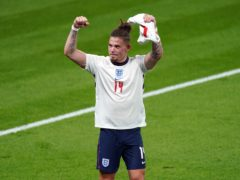 Kalvin Phillips paid tribute to his grandmother after helping England reach the Euro 2020 final (Mike Egerton/PA)