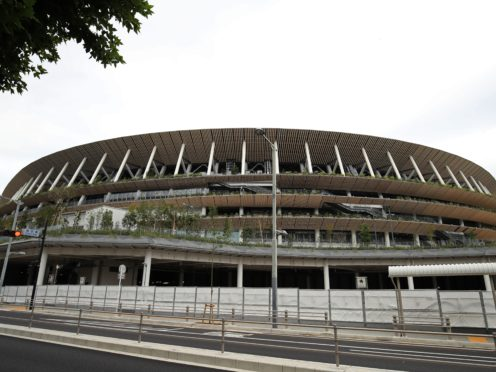 Tokyo's Olympic Stadium will host an opening ceremony with a difference on Friday (Adam Davy/PA)