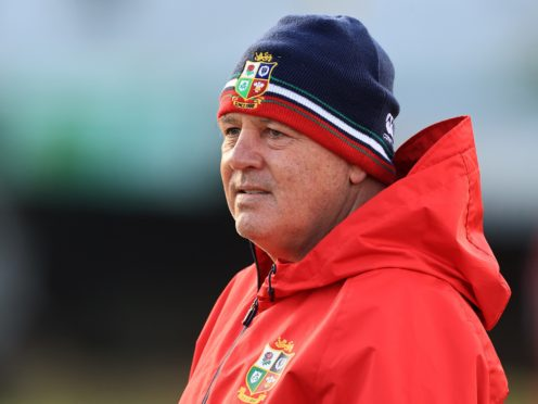 """South Africa have rejected the """"mind games"""" of British and Irish Lions boss Warren Gatland, pictured (David Rogers/PA)"""