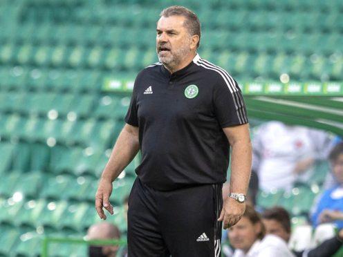 Ange Postecoglou has made his third signing as Celtic boss (Jeff Holmes/PA)