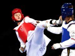 Great Britain's Lauren Williams hopes her Olympic taekwondo achievements will inspire others (Martin Rickett/PA)