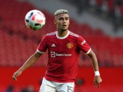 Andreas Pereira scored a world-class goal against Brentford (Nick Potts/PA)
