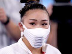 Sunisa Lee claimed all-around gymnastics gold (Mike Egerton/PA)