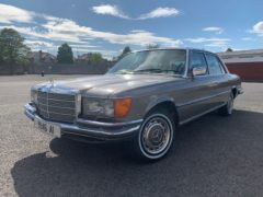 The 450 SEL has an estimate of £15,000