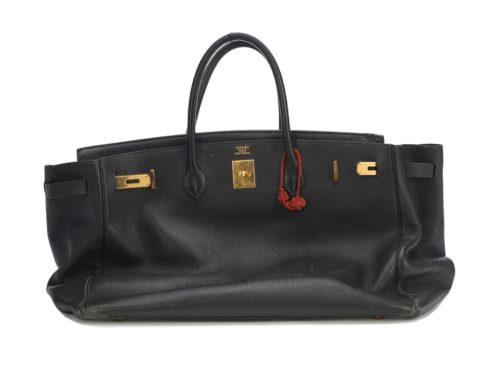 Jane Birkin's Birkin handbag (Bonham's/PA)